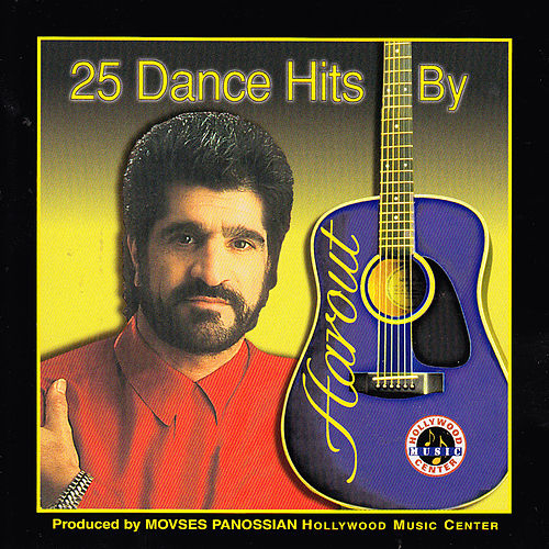 25 Dance Hits by Harout Pamboukjian