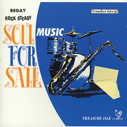 Soul Music For Sale by Various Artists