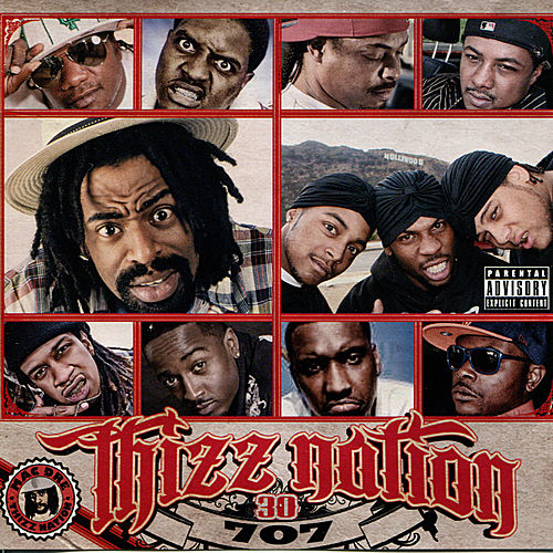 Thizz Nation 30 - 707 von Various Artists