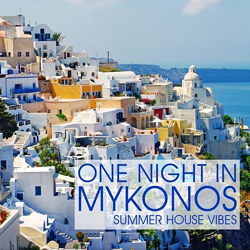 One Night In Mykonos (Summer House Vibes) by Various Artists