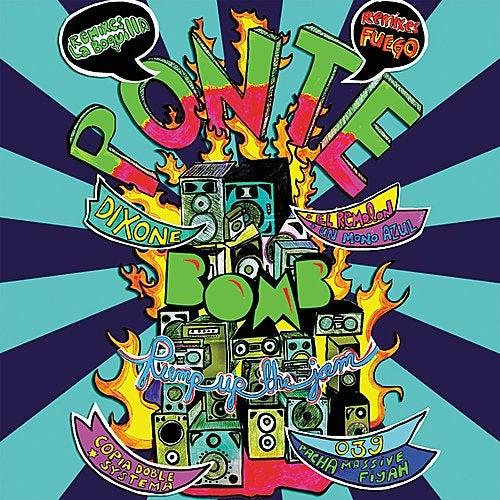 Ponte Bomb EP by Bomba Estereo