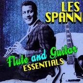 Flute & Guitar Essentials by Les Spann