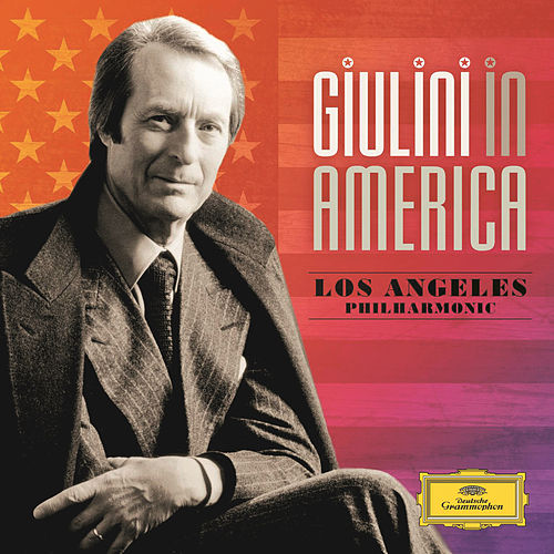 Giulini in America by Los Angeles Philharmonic