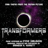 Transformers (2007) - Theme from the Motion Picture (feat. Brandon K. Verrett) - Single von Steve Jablonsky