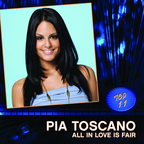 All In Love Is Fair by Pia Toscano