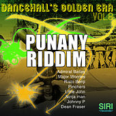 Dancehall's Golden Era Vol.8 - Punany Riddim by Various Artists