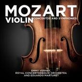 Mozart: Violin Concertos and Symphonies by Royal Concertgebouw Orchestra