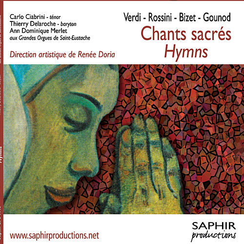 Chants  sacrés Hymns by Ann Dominique Merlet
