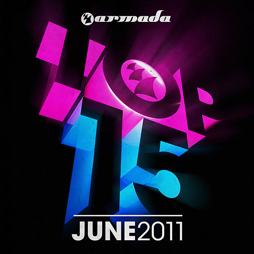 Armada Top 15 - June 2011 by Various Artists