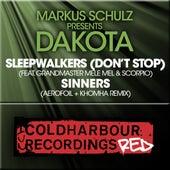 Sleepwalkers (Don't Stop) / Sinners by Markus Schulz