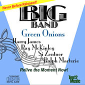Green Onions - The Famous Big Bands Series by Various Artists