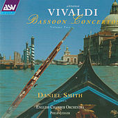 Vivaldi: Bassoon Concertos Volume Two by Daniel Smith