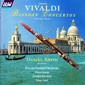 Vivaldi: Bassoon Concertos Vol.3 by Daniel Smith