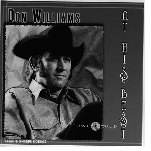 At His Best by Don Williams