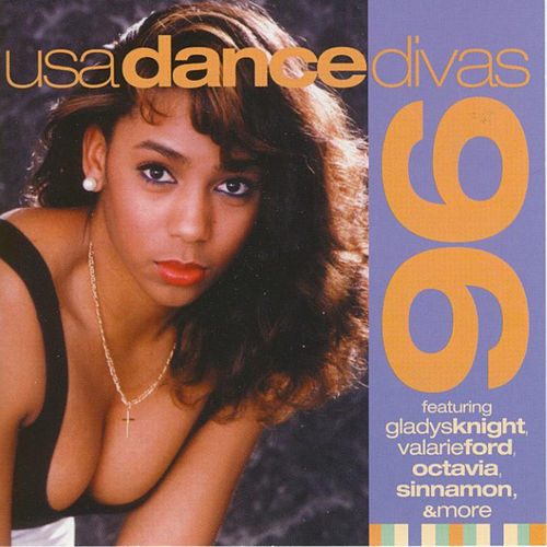 USA Dance Divas 1996 by Various Artists