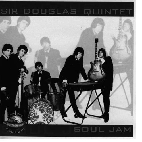 Soul Jam by Sir Douglas Quintet