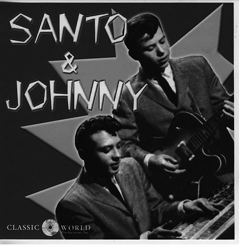 The Way We Were & Other Favorites by Santo and Johnny