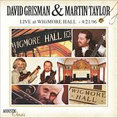 Live at Wigmore Hall by David Grisman