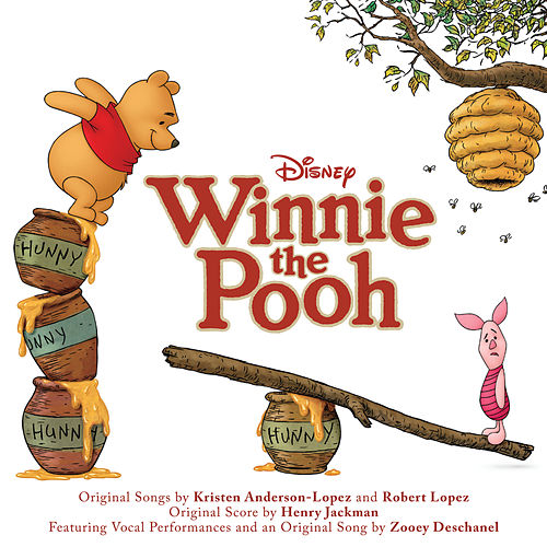 Winnie the Pooh by Various Artists