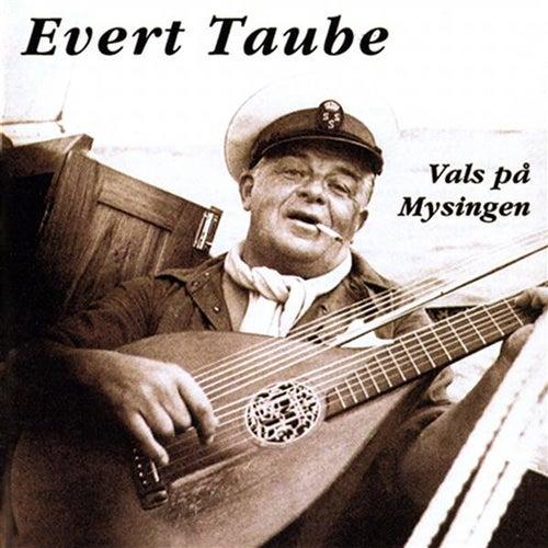Vals pa Mysingen by Evert Taube
