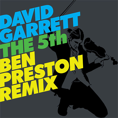 The 5th by David Garrett