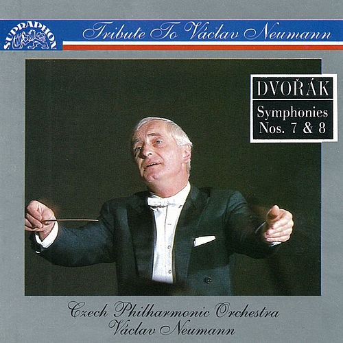 Dvořák: Symphonies Nos. 7 & 8 by Václav Neumann