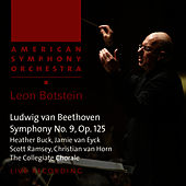 Beethoven: Symphony No. 9, Op. 125 by American Symphony Orchestra