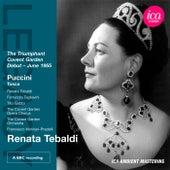 Puccini: Tosca (1955) by Renata Tebaldi