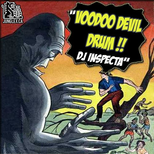 Voodoo Devil Drum EP by Various Artists