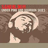Under Pink And Bourbon Skies by Kevin Sandbloom