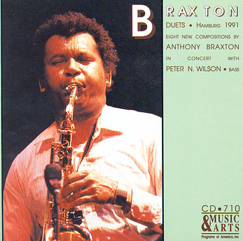 Braxton: Duets, Hamburg 1991 by Anthony Braxton