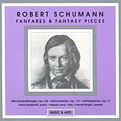 Schumann: Fairy Tale Narrations / Fairy Tales / 4 Marches / Fantasiestucke by Various Artists
