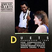 Duets: Vancouver, 1989 by Marilyn Crispell