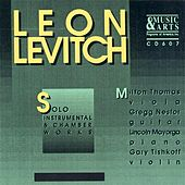 Levitch: Viola Sonata / Sonata for Solo Violin / Ricordo Di Mario / Violin Sonata by Various Artists