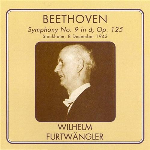 Beethoven: Symphony No. 9 (Furtwangler) (1943) by Hjordis Schymberg