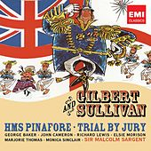Gilbert & Sullivan: HMS Pinafore by Various Artists