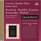 German Chamber Music Before Bach by Various Artists