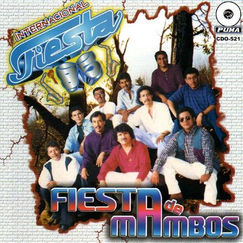 Fiesta De Mambos by Internacional Fiesta 85