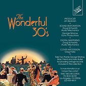 The Wonderful 30s by Various Artists