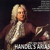 Handel: The Very Best Arias by Various Artists