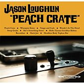 Peach Crate by Jason Loughlin