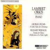 Lambert Orkis Recital by Lambert Orkis