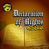 Massive B Presents: Declaration of Rights Riddim by Various Artists