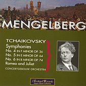 Tchaikovsky: Symphonies Nos. 4, 5 & 6, Romeo & Juliet by Concertgebouw Orchestra of Amsterdam