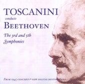 Beethoven, L. Van: Symphonies Nos. 3 and 5 (Nbc Symphony / Toscanini) (1945) by Arturo Toscanini