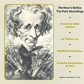 Berlioz: Benvenuto Cellini / Les Troyens / Symphonie Fantastique (Monteux) (1930) by Pierre Monteux