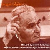 Berlioz: Symphonie Fantastique / Mendelssohn: A Midsummer Night's Dream (Walter) (1948, 1954) by Bruno Walter