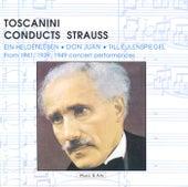 Strauss, R.: Heldenleben (Ein) / Don Juan / Till Eulenspiegels Lustige Streiche (Toscanini) (1939, 1941, 1949) by Arturo Toscanini
