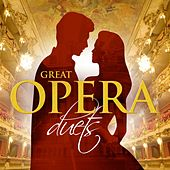 Great Opera Duets von Various Artists