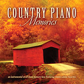 Country Piano Memories by Mark Burchfield